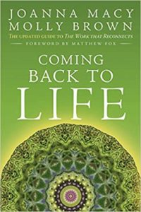 Cover of 2nd edition of *Coming Back to Life*