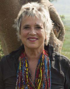 Eve Ensler portrait
