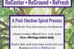 Post-election Mini-Spiral workshops